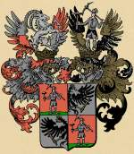 Coat of arms Schröfl-Mannsperg